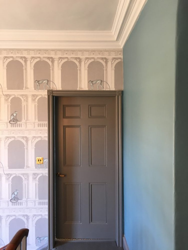 Large Georgian Cornice
