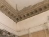 Bedale Hall before cornice restoration