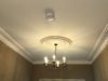Our dog tooth cornice and ring ceiling rose