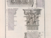 Corinthian pilasters showing traditional detailing.